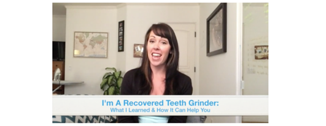 I'm a Recovered Teeth Grinder Adrenal Fatigue Leaky gut Thyroid Jenn Malecha