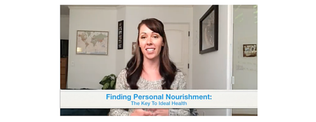 Finding Personal Nourishment Adrenal Fatigue Leaky gut Thyroid Jenn Malecha