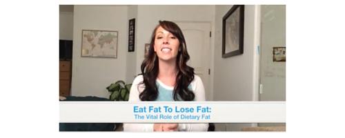 Eat Fat to Lose Fat Adrenal Fatigue Leaky gut Thyroid Jenn Malecha