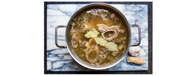 Bone Broth Adrenal Fatigue Leaky gut Thyroid Jenn Malecha