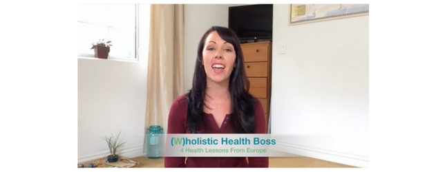 4 Health Lessons I Learned In Europe Adrenal Fatigue Leaky gut Thyroid Jenn Malecha