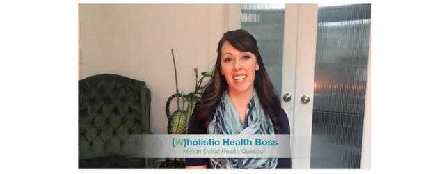 Million Dollar Health Question Adrenal Fatigue Leaky gut Thyroid Jenn Malecha