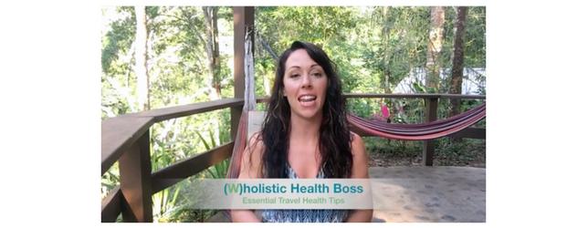Essential Travel Health Tips by Jenn Malecha Adrenal Fatigue Leaky gut Thyroid Jenn Malecha