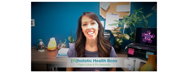 Fight Colds and Flu Naturally Adrenal Fatigue Leaky gut Thyroid Jenn Malecha