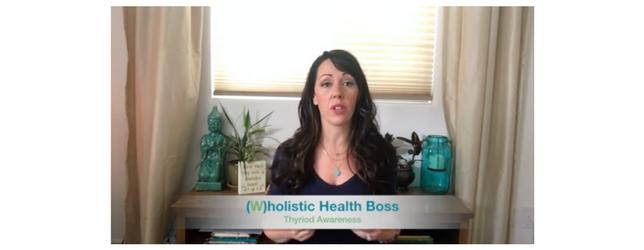 Thyroid Awareness Adrenal Fatigue Leaky gut Thyroid Jenn Malecha