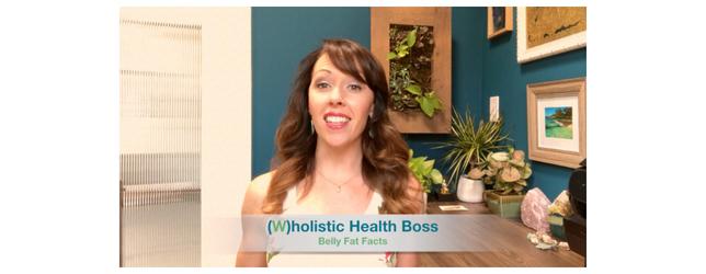 Belly Fat Facts Adrenal Fatigue Leaky gut Thyroid Jenn Malecha