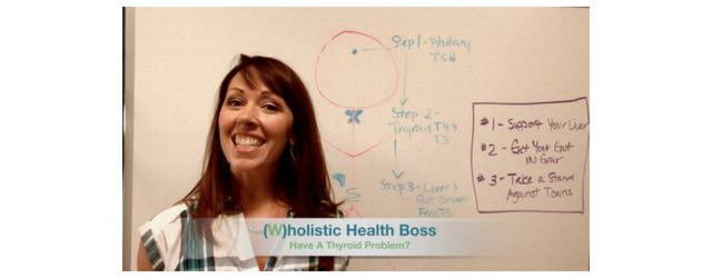 Have a Thyroid Problem? Adrenal Fatigue Leaky gut Thyroid Jenn Malecha