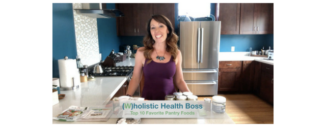 Top 10 Favorite Pantry Foods Adrenal Fatigue Leaky gut Thyroid Jenn Malecha