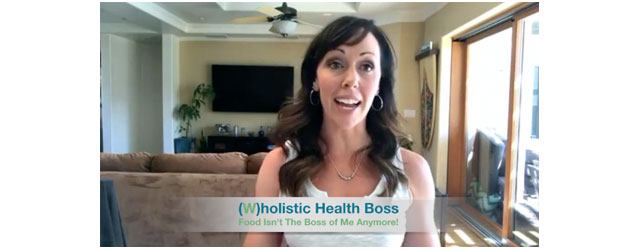 Food isn't the boss Adrenal Fatigue Leaky gut Thyroid Jenn Malecha