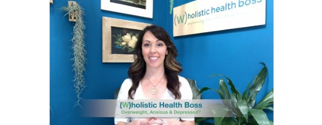 Overweight-low energy-anxious-depressed Adrenal Fatigue Leaky gut Thyroid Jenn Malecha
