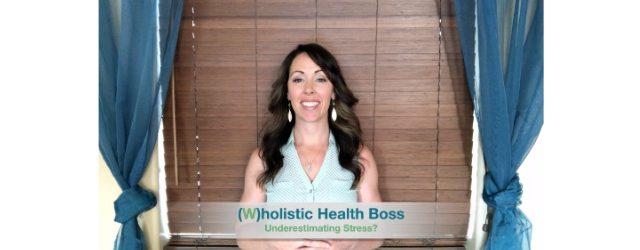 Underestimating Stress Adrenal Fatigue Leaky gut Thyroid Jenn Malecha