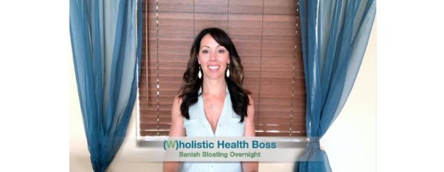 Banish-Bloating-Overnight Adrenal Fatigue Leaky gut Thyroid Jenn Malecha