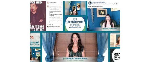 2019 Health Tip Highlights Adrenal Fatigue Leaky gut Thyroid Jenn Malecha