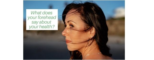 TBT What Does your Forehead Say - Adrenal Fatigue Leaky gut Thyroid Jenn Malecha