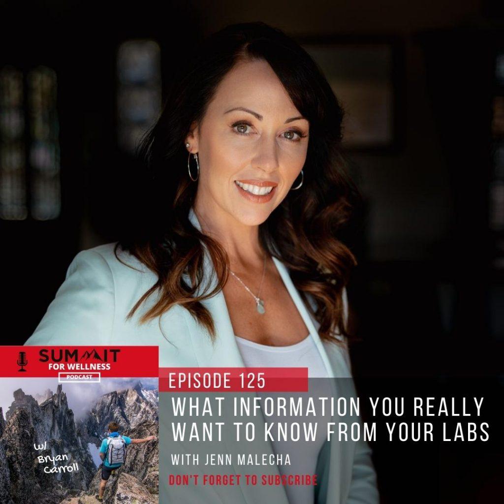 Top health podcasts - Adrenal Fatigue Leaky gut Thyroid Jenn Malecha