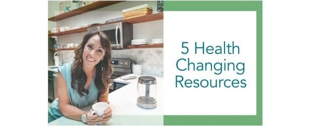 5 Health Changing Resources - Adrenal Fatigue Leaky gut Thyroid Jenn Malecha