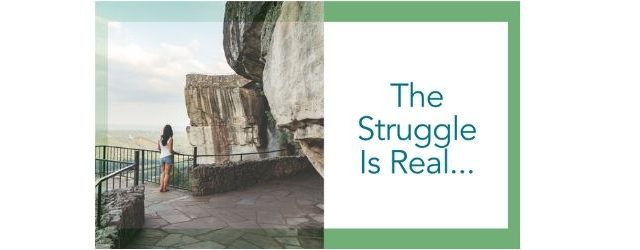 The Struggle is Real - Adrenal Fatigue Leaky gut Thyroid Jenn Malecha