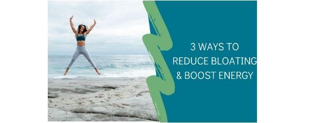 Reduce Bloat Boost Energy - Adrenal Fatigue Leaky gut Thyroid Jenn Malecha