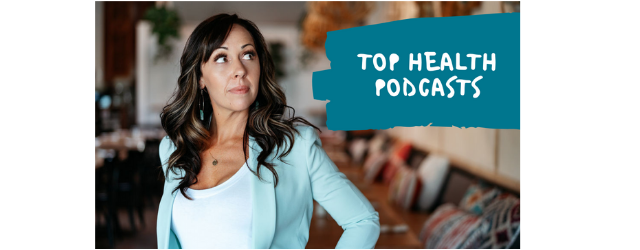 Top Health Podcasts - Adrenal Fatigue Leaky gut Thyroid Jenn Malecha