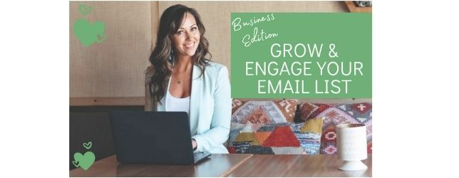 Grow and Engage An Email List - Adrenal Fatigue Leaky gut Thyroid Jenn Malecha