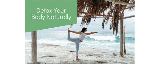 Detox Your Body Naturally- Adrenal Fatigue Leaky gut Thyroid Jenn Malecha