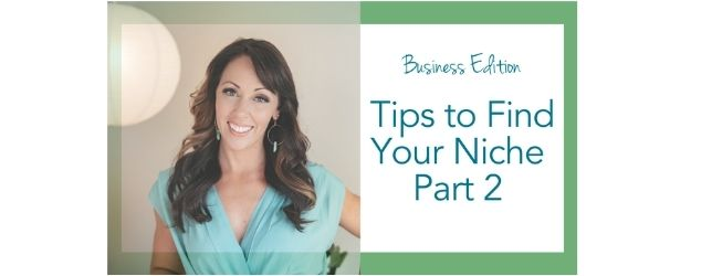 Find Your Niche P2- Adrenal Fatigue Leaky gut Thyroid Jenn Malecha