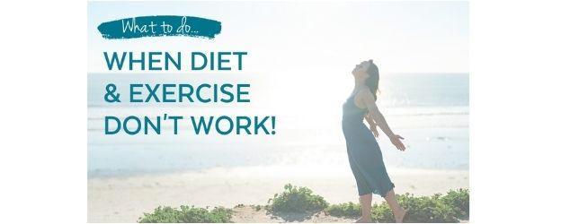 When Diet and Exercise Dont Work - Adrenal Fatigue Leaky gut Thyroid Jenn Malecha