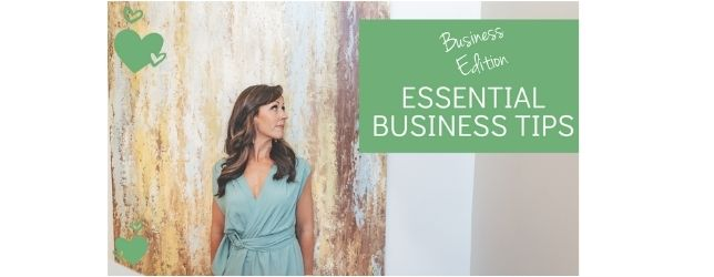 Essential Business Tips - Adrenal Fatigue Leaky gut Thyroid Jenn Malecha