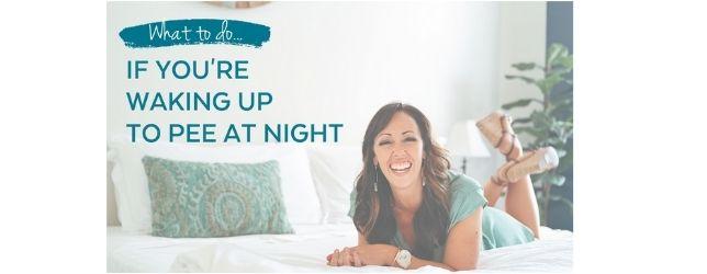 Waking Up To Pee - Adrenal Fatigue Leaky gut Thyroid Jenn Malecha