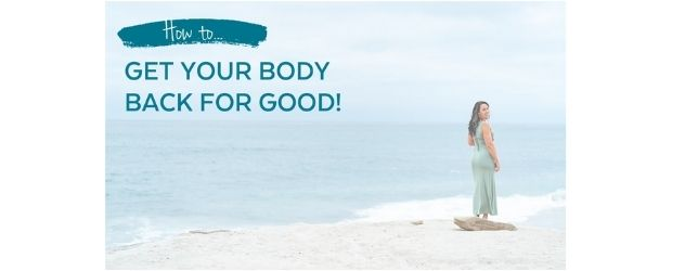 Get Your Body Back For Good - Adrenal Fatigue Leaky gut Thyroid Jenn Malecha