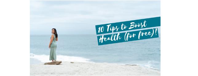 10 tips - Adrenal Fatigue Leaky gut Thyroid Jenn Malecha